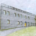 Referenzen Meterologisches Observatorium - aib Architekturbüro