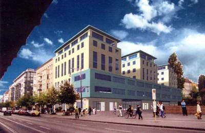Ärztehaus Schönhauser