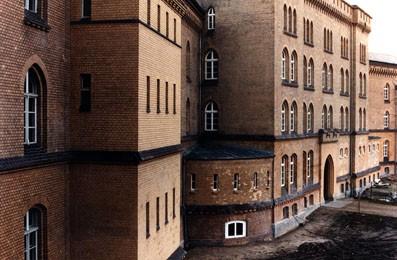 Hindenburg-Kaserne Frankfurt (Oder)