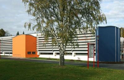 Kienbaum – Sportzentrum