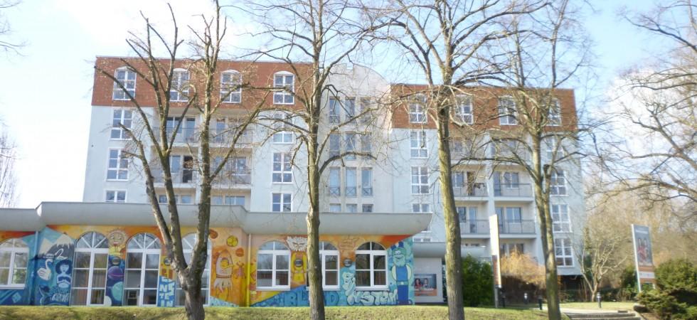 Wohnheim Gauß-Gymnasium Frankfurt (Oder), Haus Einstein